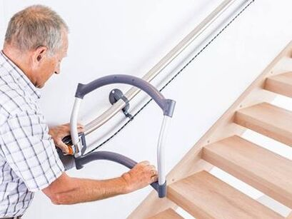 Assistep trappeassistent
